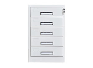 Cabinet with 5 Drawers (W-F-5D)