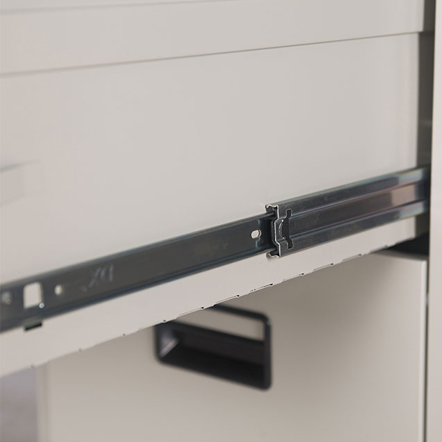 Drawer Steel Cabinet (W-KX-3DB)