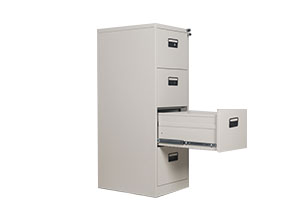 Drawer Steel Cabinet (W-KX-4DB)