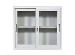 Sliding Glass Door Cabinet (W-STB-S)