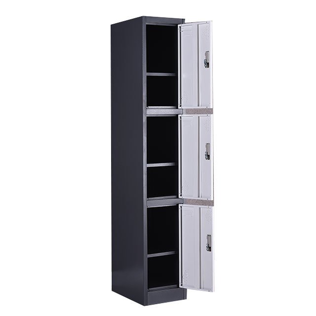 Tiers Steel Locker (W-GY-3TT)