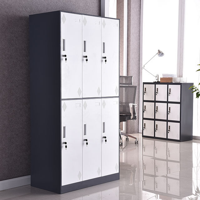 Door Steel Locker (W-GY-6DT)